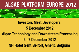 3rd Algae Technology Platform EUROPE