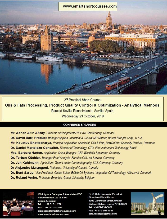 Oil Methods & Process Analaysis