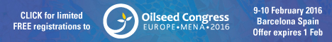 Oilseed Congress 2016 Free Offer